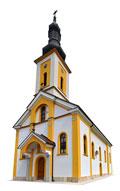 Hram svetog Velikomucenika Georgija